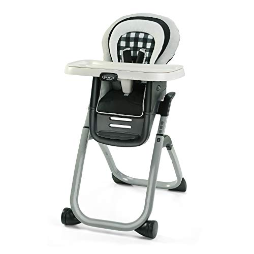 Graco DuoDiner DLX 6 in 1 High Chair | Converts to Dining Booster Seat, Youth Stool, and More, Kagen