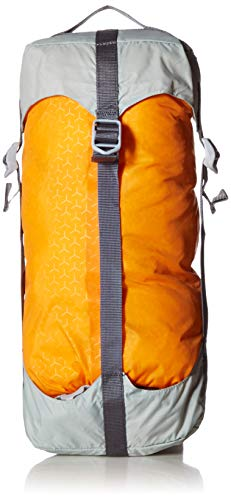 SealLine Blocker Compression Dry Sack Waterproof Stuff Sack, Orange, 20-Liter