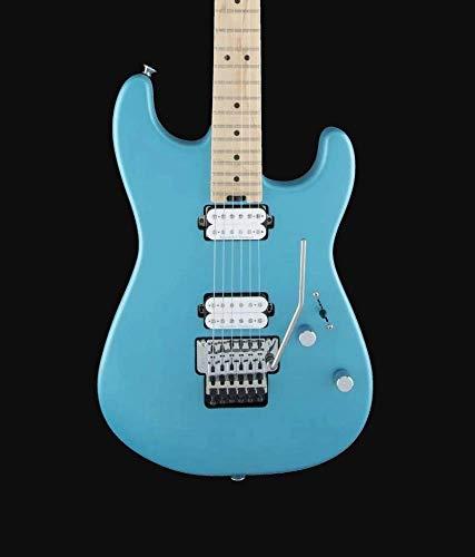Charvel Pro-Mod San Dimas Style 1 HH FR - Matte Blue Frost