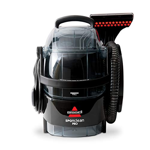 Bissell 3624 Spot Clean Professional Portable Carpet Cleaner - Corded