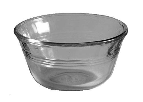 Corning Ware/Pyrex Originals Clear Custard Cup (4' Dia / 175 ml / 6 Oz) (463)