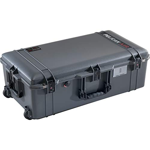 Pelican Air 1615 Travel Case - Suitcase Luggage (Gray)