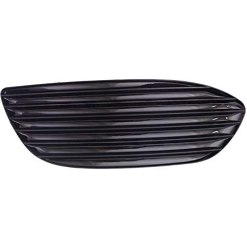 For Mercedes-Benz C300 Fog Light Cover 2015 16 17 2018 Outer Driver Side | w/o AMG Package | w/Luxury Package | Sedan | Primed | MB1038167 | 2058851523