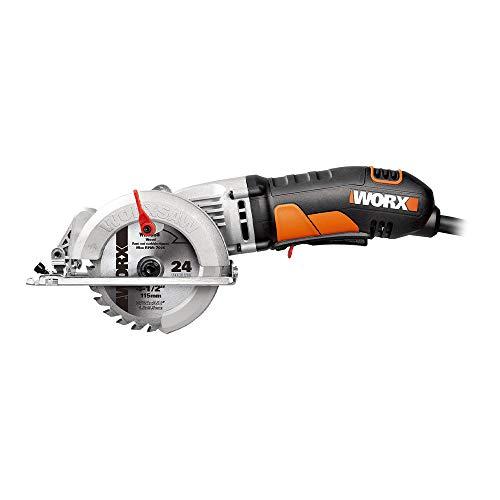 WORX WORXSAW 4-1/2' Compact Circular Saw – WX429L