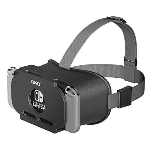 VR Headset Compatible with Nintendo Switch, OIVO 3D VR (Virtual Reality) Glasses, Switch VR Labo Goggles Headset for Nintendo Switch