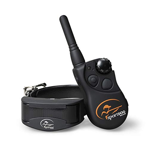 SportDOG Brand YardTrainer Family Remote Trainers - Rechargeable, Waterproof Dog Training Collars with Static, Vibrate, and Tone, 100 Yard Range - YT-100