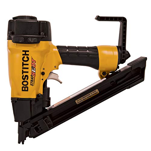 BOSTITCH Metal Connector Nailer, 1-1/2-Inch (MCN150)