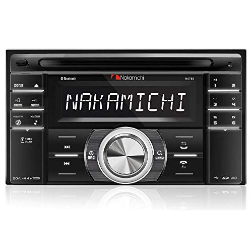 Nakamichi NA788 CD Receiver with Bluetooth