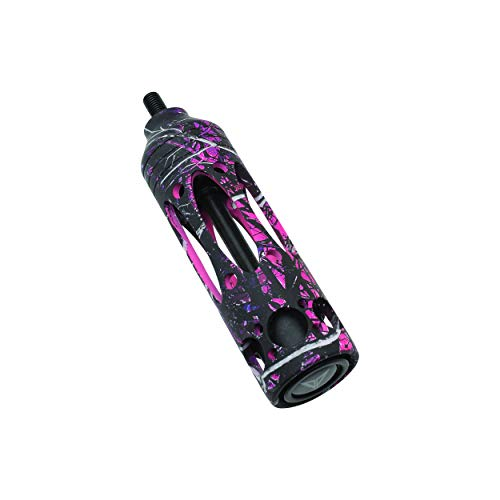 .30-06 Outdoors K3 Compound Bow Stabilizer, 5 Inch, Muddy Girl Camo (5-K3MG)
