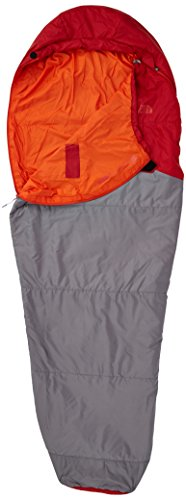 The North Face Aleutian 55/13, Cardinal Red/Zinc Grey, LNG-Right Hand