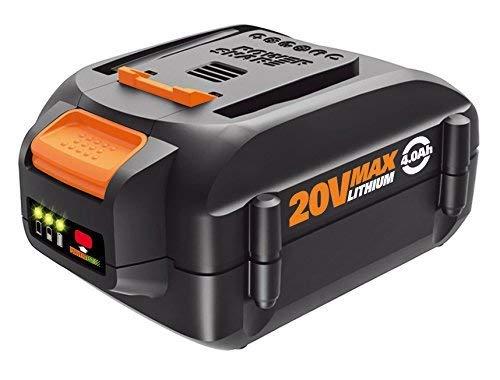 WORX WA3578 20V Power Share 4.0 AH Battery