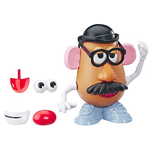Mr Potato Head Disney/Pixar Toy Story 4 Classic Figure Toy for Kids Ages 2 and Up