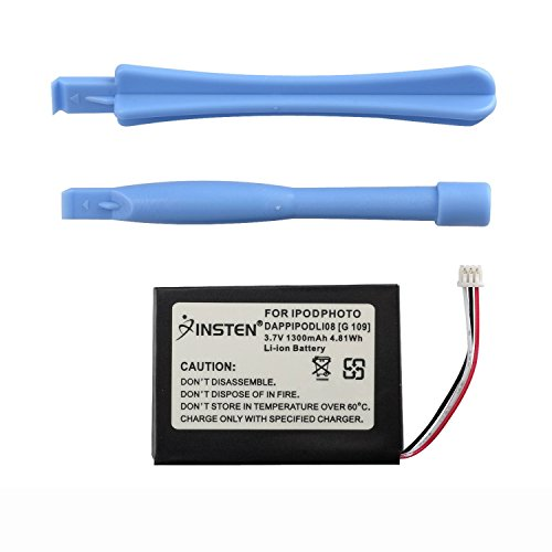 INSTEN Replacement Battery + Tools Compatible with iPod 4th Generation