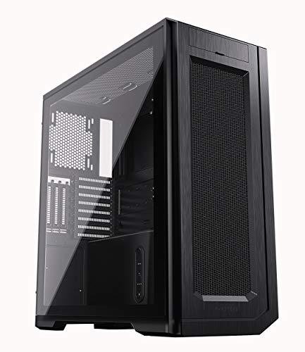 Phanteks Enthoo Pro 2 (PH-ES620PTG-DBK01) Full Tower – High-Performance Fabric mesh, Tempered Glass, Dual System/PSU Support, Massive Storage, Digital-RGB Lighting, Black