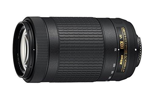 Nikon CRTNK70300KRB 70-300mm f/4.5-6.3G VR DX AF-P ED Zoom-NIKKOR Lens - (Renewed)