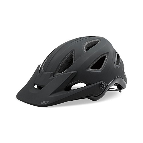 Giro Montaro MIPS Adult Mountain Cycling Helmet - Large (59-63 cm), Matte Black/Gloss Black (2020)