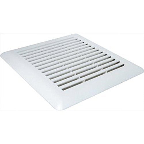 Broan Manufacturing GIDDS-653115 Exhaust Fan Grille 8-3/4 x 9-1/8' Plastic