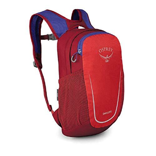 Osprey Daylite Kid's Backpack, Cosmic Red