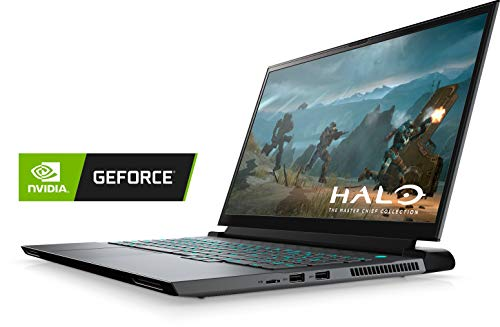 New_Dell_Alienware m17 R3 17.3' FHD 144Hz Gaming Laptop, 10th Gen Intel Core i7-10750H (up to 5.0Ghz Turbo Boost 2.0), GeForce RTX 2060 6GB, 16GB RAM, 512GB SSD, WiFi 6, Win 10, Shoxlab 1-Week Support