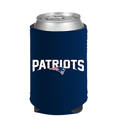 NFL New England Patriots Unisex Kolder KaddyNFL New England Patriots Drink Kolder Kaddy, Multicolor, One Size