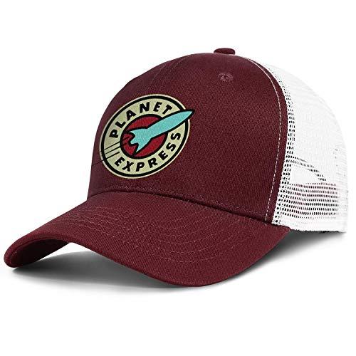 Planet-Express-Ship- Adjustable Baseball Cap Snapback Ball Dad Hat