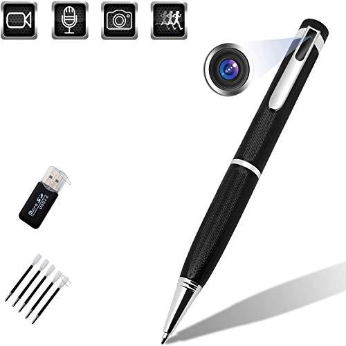 Spy Camera Pen | Hidden Camera | Premium Pack | Mini Spy Camera 1080p | USB Pen Camera | Hidden Spy Camera | Hidden Nanny Cam | Hidden Spy Cam | Hidden Cam | Surveillance Camera Full HD