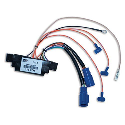 CDI Electronics 113-3748 Johnson/Evinrude Power Pack - 3 Cyl (1989-1998)