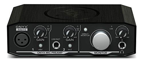 Mackie Audio Interface, Onyx Artist 1X2 USB Audio Interface (Onyx Artist 1-2)