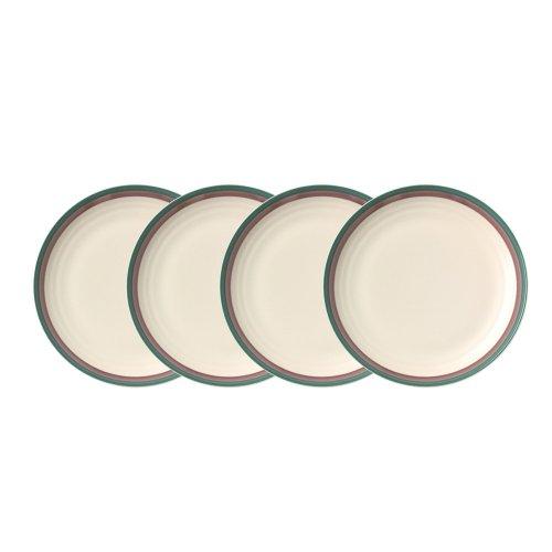 Pfaltzgraff Juniper Dinner Plates (10-Inch, Set of 4)