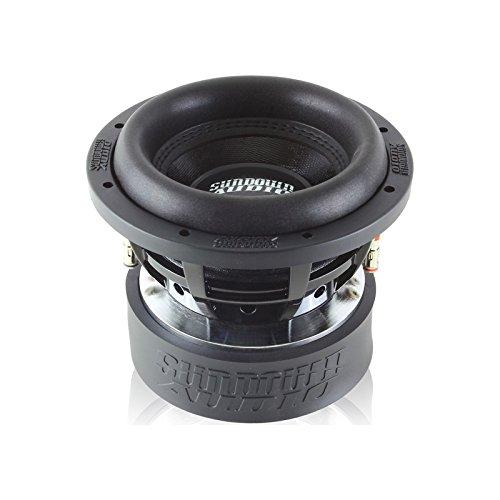 SA-8 V.3 D2 - Sundown Audio 8' 500W RMS Dual 2-Ohm SA Series Subwoofer