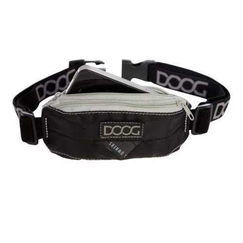 DOOG Mini Stretch Belt Black