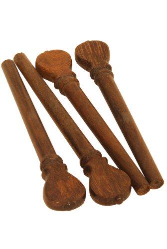 Lute Rosewood Pegs, Set of 4