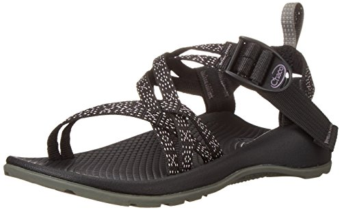 Chaco unisex child Zx1 Ecotread Kids Sport Sandal, Hugs and Kisses, 6 Big Kid US