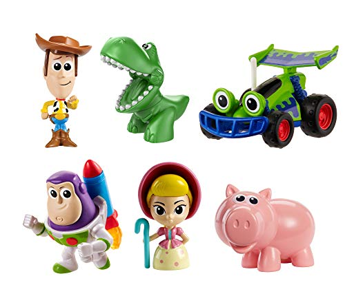 Toy Story Disney Pixar Minis Andy's Toy Chest 6-Pack