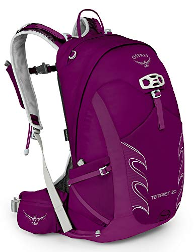 Osprey Packs Tempest Women's Hiking Backpack, Mystic Magenta, Wxs/S, X-Small/Small