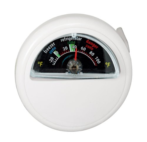 Energy Saving Refrigerator or Freezer Thermometer 1 Count