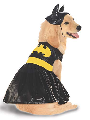 DC Comics Pet Costume, X-Large, Batgirl