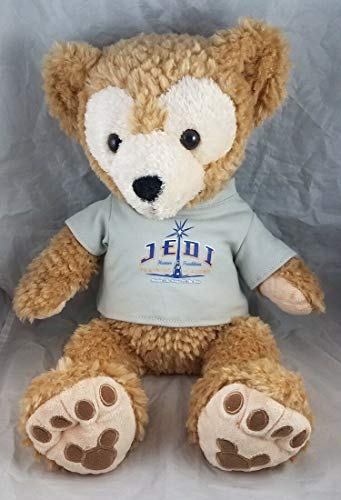 Disney Mickey Mouse Duffy The Bear Jedi Training Academy Shirt Costume Clothes ONLY NO Doll Included Fits 12-17' Soft Plush Doll
