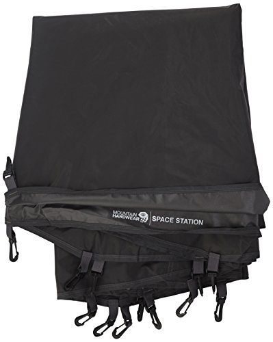 Mountain Hardwear Unisex Space Station Footprint,Black,One Size