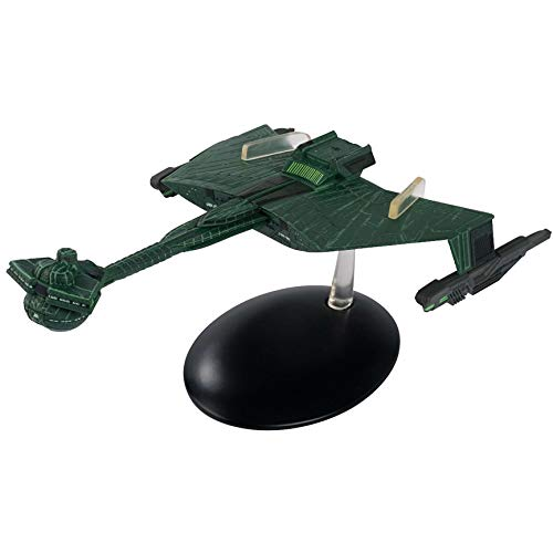 Star Trek The Official Discovery Starships Collection | Klingon D7-Class Battle Cruiser with Magazine Issue 26 by Eaglemoss Hero Collector