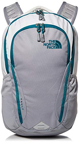 The North Face Women's Vault Backpack, Mid Grey/Tin Grey, One Size