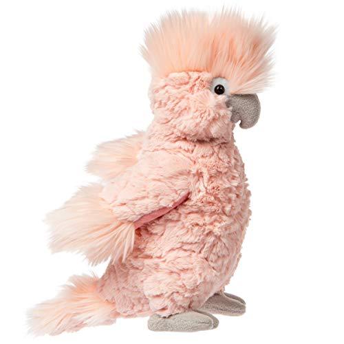 Mary Meyer Putty Stuffed Animal Soft Toy, Blush Cockatoo