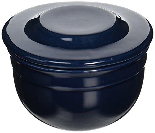 Emile Henry Made In France HR Modern Classics Butter Pot, Blue