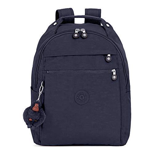 Kipling Micah Medium 15' Laptop Backpack True Blue 3