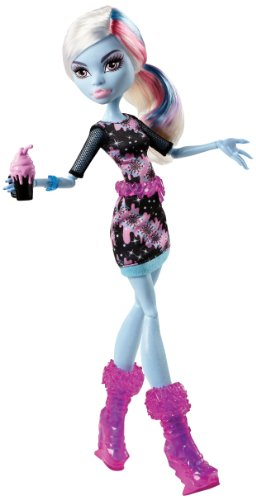 Mattel Monster High Coffin Bean Abbey Bominable Doll