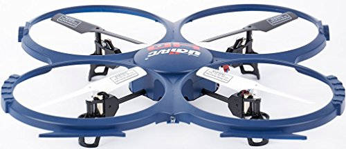 UDI RC U818A-1 Discovery 2.4GHz 4 CH 6 Axis Gyro RC Quadcopter with HD Camera RTF