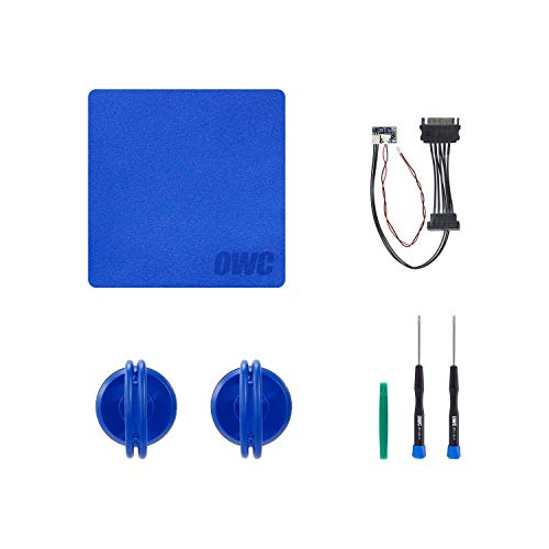 OWC in-Line Digital Thermal Sensor HDD Upgrade Cable and Install Tools for iMac 2009-2010, (OWCDIYIMACHDD09)