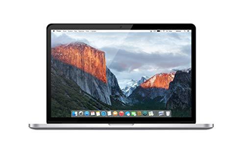 Apple 15.4' MacBook Pro Laptop with Retina Display, Intel Core i7, 16GB RAM, 512GB SSD - MJLT2LL/A (Renewed)
