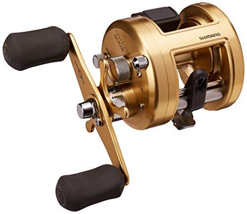 Shimano Calcutta 400B; Round Freshwater Fishing Reel