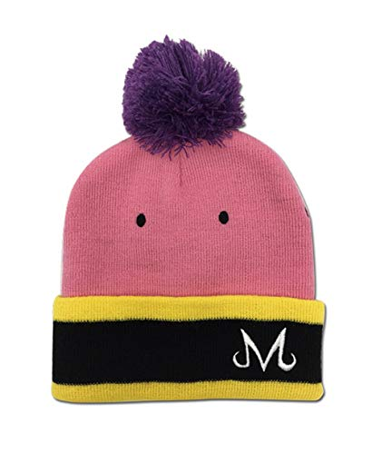 Dragon Ball Z Majin Buu Officially Licensed Beanie Pink